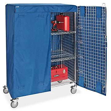 Wire Security Cart Covers