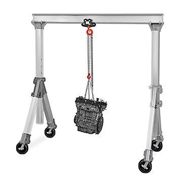 Aluminum Gantry Cranes