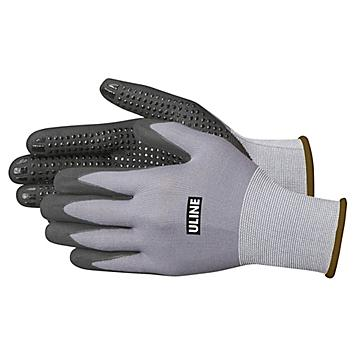 Uline CoolFlex™ Ultra Micro-Foam Nitrile Coated Gloves