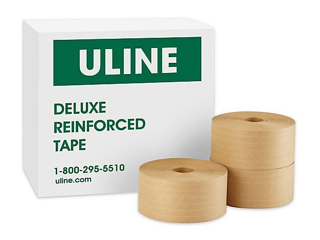 Reinforced Kraft Sealing Tape - Uline