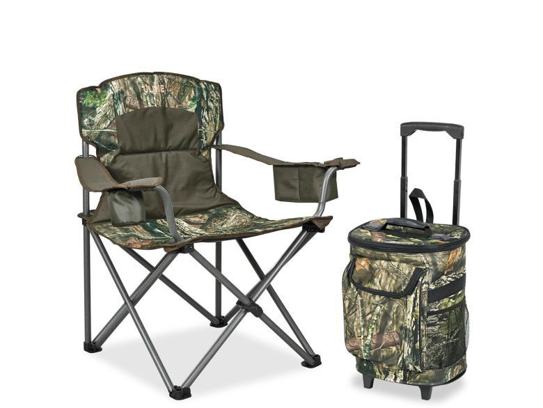 Chair and Cooler Combo