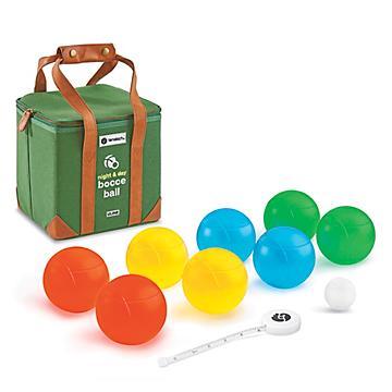 Light-Up Bocce Ball Set