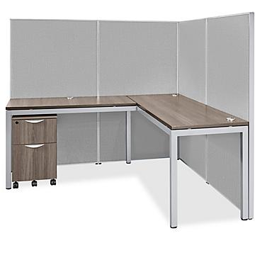 Downtown Privacy Workstations