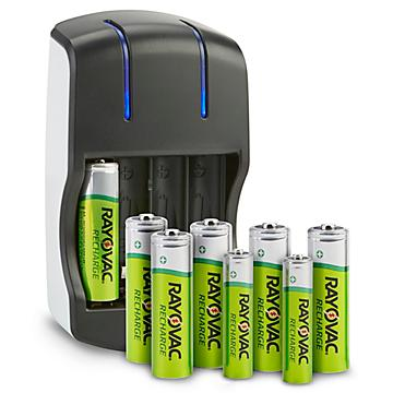 Rayovac® Rechargeable Batteries