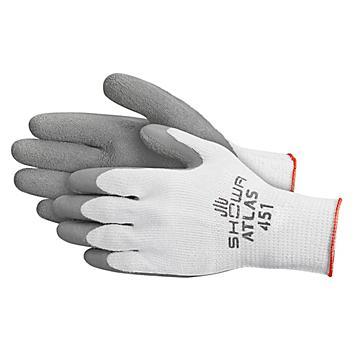 Showa® Atlas® 451 Thermal Latex Coated Gloves