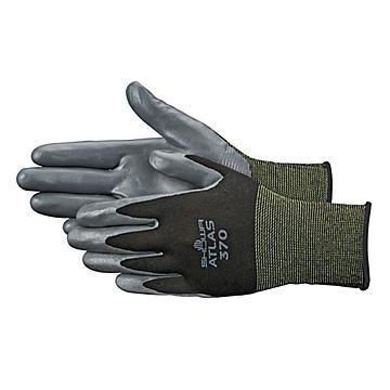 Showa® Atlas® 370 Flat Nitrile Coated Gloves