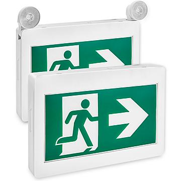 Running Man Hard-Wired Exit Signs