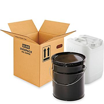 5 Gallon Overpack Boxes