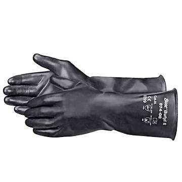 Chemical Resistant Butyl Rubber Gloves