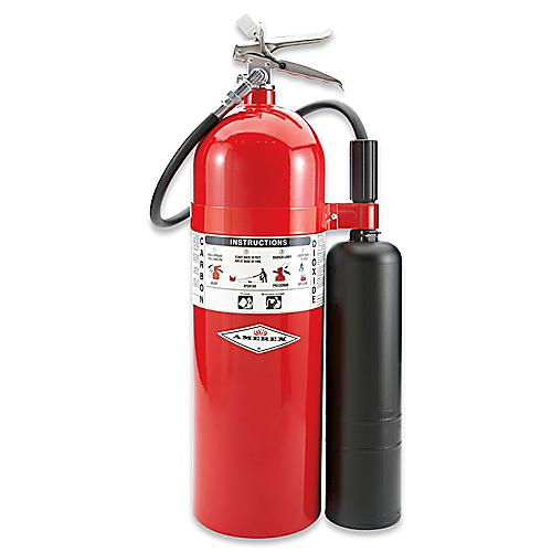 Carbon Dioxide Extinguishers