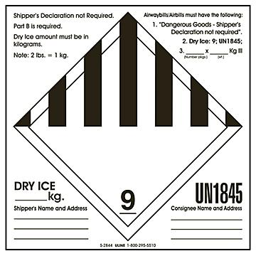 Regulated Labels