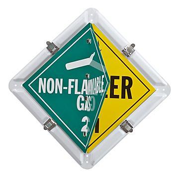 Flip-File D.O.T. Truck Placards