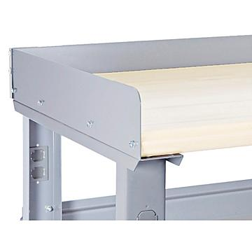 Packing Table Side and Back Ledges