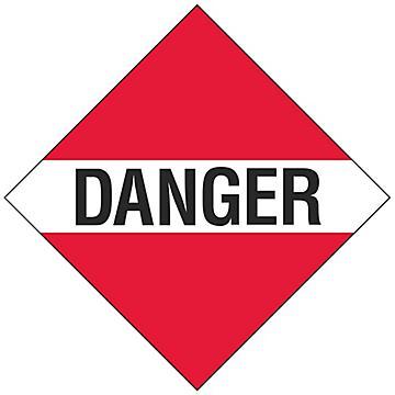International Dangerous Placards