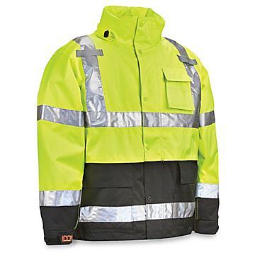 Class 3 Hi-Vis Rainwear