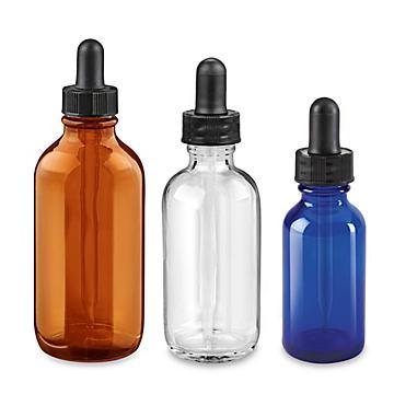 Glass Dropper Bottles