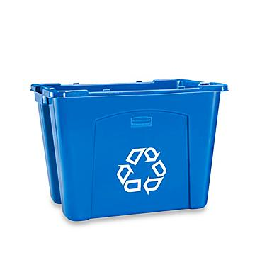 Tote Bin Recycling Containers
