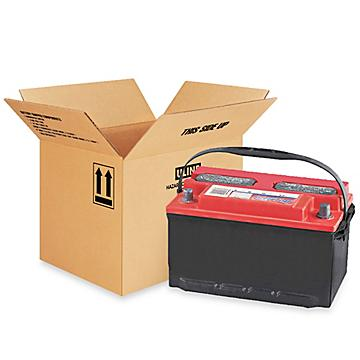 Automotive and Marine Battery Shippers
