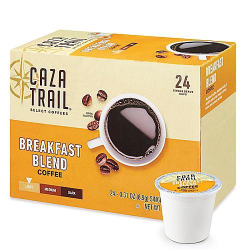Single-Serve Coffee and Tea Cups