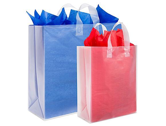 Frosty Shoppers - Clear