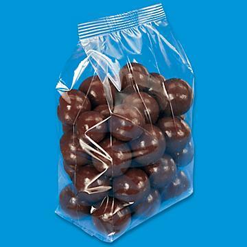 Gusseted Polypropylene Bags