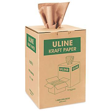 Kraft Paper Dispenser Box