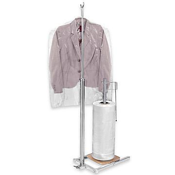Garment Bag Dispenser Rack