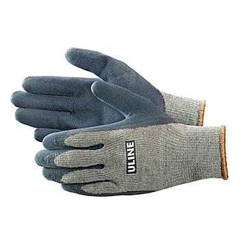 Uline Super Gription® Latex Coated Gloves