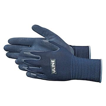 Uline Super Gription® Flex Latex Coated Gloves