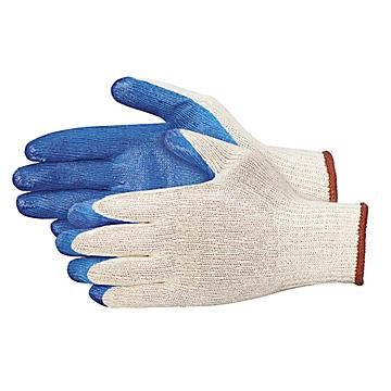 Latex Coated String Knit Gloves