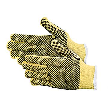 Kevlar® PVC Dot Knit Cut Resistant Gloves