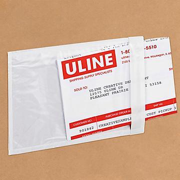 Super Stick® Packing List Envelopes