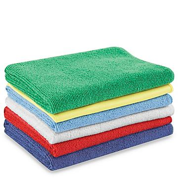 Uline Microfiber Towels