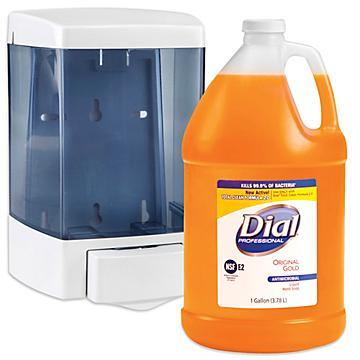 Bulk Liquid Soap / Dispensers