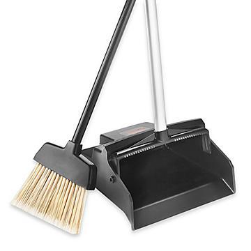 Lobby Broom and Dust Pan Combo