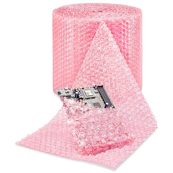 Bubble Wrap® Strong Anti-Static Bubble Rolls