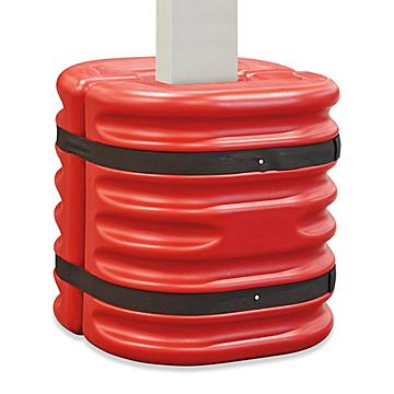 Column Protectors - Red Mini