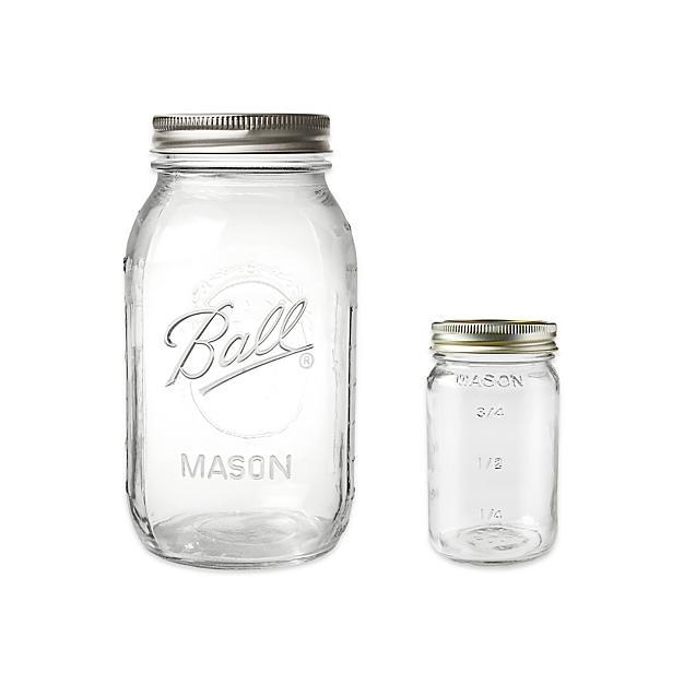Ball® Glass Canning Jars