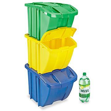 Stackable Recycle Bins