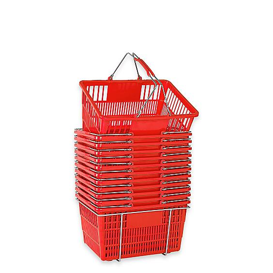 Hand-Held Shopping Baskets