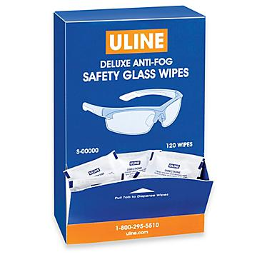 Safety Glass Wipes