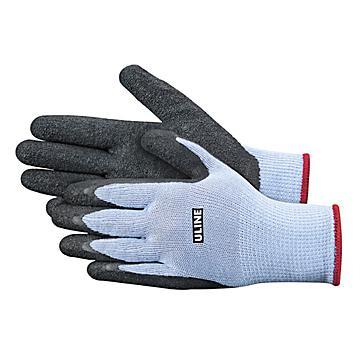 Uline Gription® Latex Coated Gloves