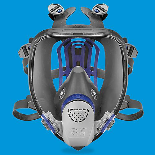 3M Full-Face Respirators