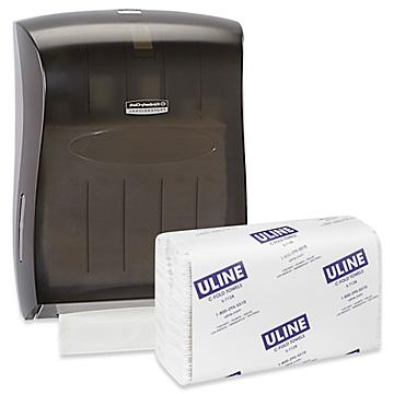 Paper Towels and Dispensers