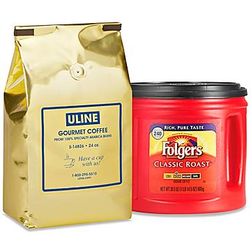 Coffee and Coffee Supplies