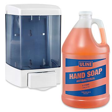 Hand Soaps and Dispensers