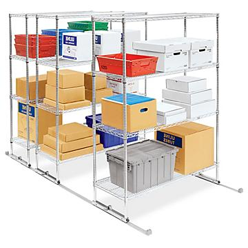 Specialty Wire Shelving