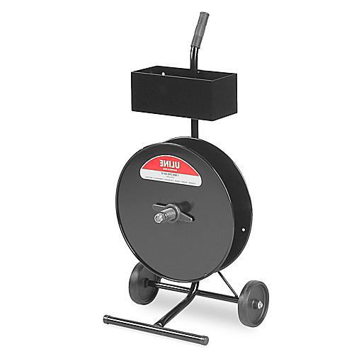 Poly Cord Strapping Cart