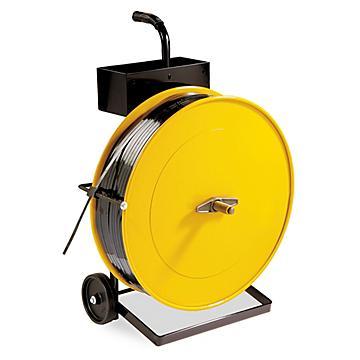 Uline – Chariot économique pour feuillard de cerclage