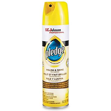 Pledge® Furniture Polish - 14 oz Spray Can